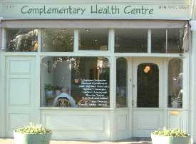 Clinics in Regiate, Surrey and Blackheath , South East London (SE3). Comp Health